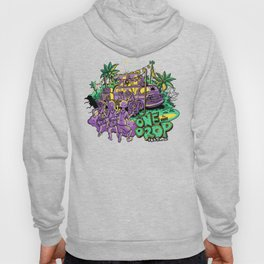 Enter the Jungle / One Drop Festival Hoody