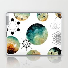 Galaxy Geometric Pattern 15 Laptop & iPad Skin