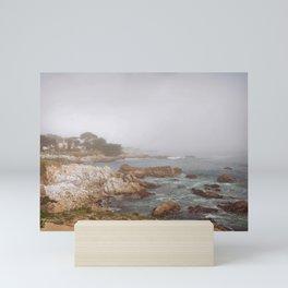 Monterey Bay California  Mini Art Print