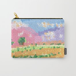 Valley of the Orange Prairie Carry-All Pouch
