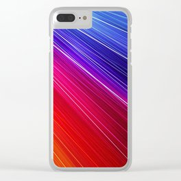 Surrealistic pillow and.... Clear iPhone Case