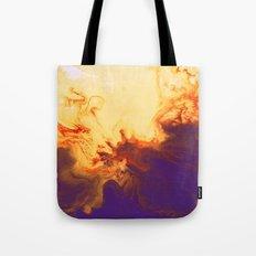 Fluid abstract/Digital Tote Bag