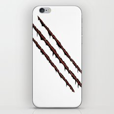 Sliced by You know who... iPhone & iPod Skin