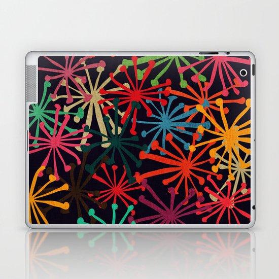 Flower Bouquet Laptop & iPad Skin