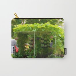 Organic Gardening 1 Carry-All Pouch