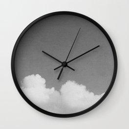 Changing Skies II Wall Clock