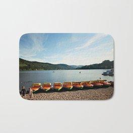 Bavarian Lake Bath Mat