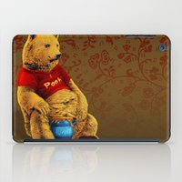 pooh iPad Cases featuring Pooh by J ō v
