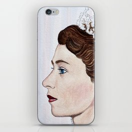 Elizabeth II iPhone Skin