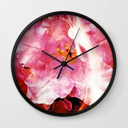 Flower Nymphs Wall Clock