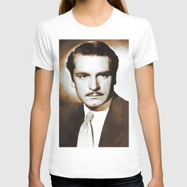 Sir Laurence Olivier, Actor T-shirt