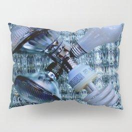 Burn-out Pillow Sham