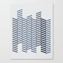 DENIM JEANS Canvas Print