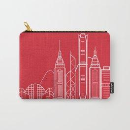 Hong Kong Carry-All Pouch
