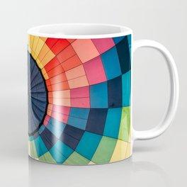 Colorful Sprial Coffee Mug
