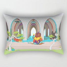 Enlightenment Rectangular Pillow