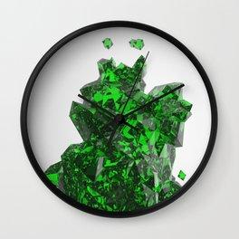 Daily Render #10: Imperfect Beryl Wall Clock