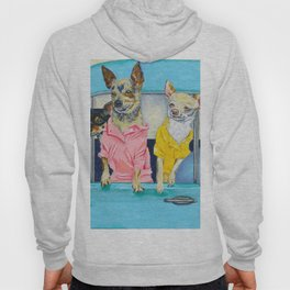 Three Amigos Hoody