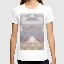 Pyramid Sun Fog T-shirt