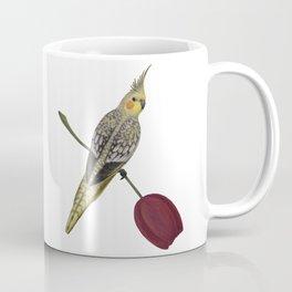 Pearl Cockatiel Coffee Mug