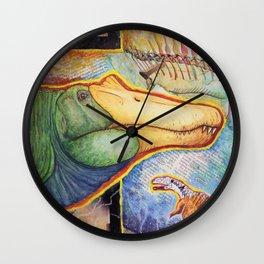 S. aegyptiacus Wall Clock