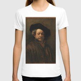 Rembrandt van Rijn - Self-portrait T-shirt