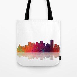 Skyline Edmonton 1 Tote Bag