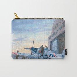 P-51 Mustang Hangar Carry-All Pouch