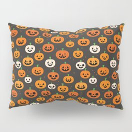 Jack-o-lanterns Pillow Sham
