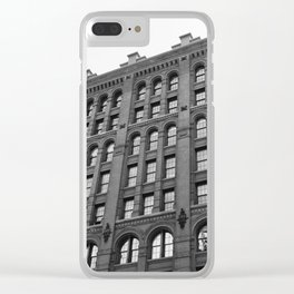 Soho X Clear iPhone Case