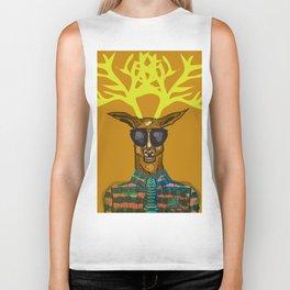 Oh Deer Biker Tank