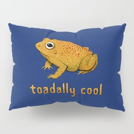 Toadally Cool Psychedelic Toad Pillow Sham