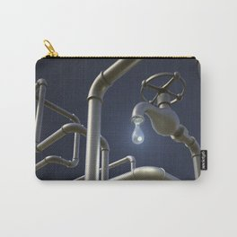 Water Pipeline Maze Carry-All Pouch