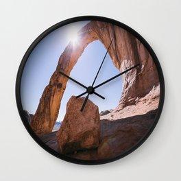 Take a Swing Wall Clock