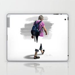 Border Walk Laptop & iPad Skin