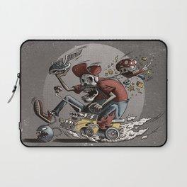 Death Kart Laptop Sleeve