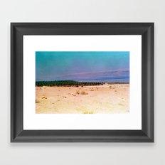 Dreamy Dead Sea III Framed Art Print