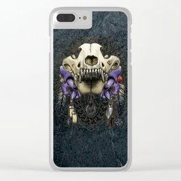 Let Us Prey: The Wolf Clear iPhone Case