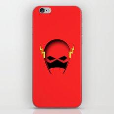 The Cowl: The Flash iPhone & iPod Skin