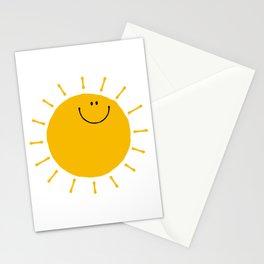 Smile Sunshine Stationery Cards