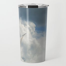 Man vs. Nature 3 Travel Mug