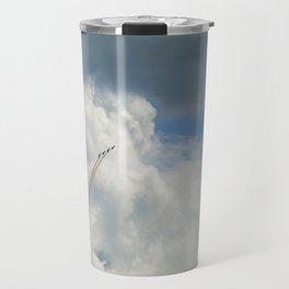 Man vs. Nature 3 Travel Mug