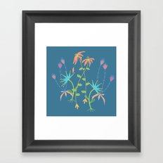 Bouquet for Mom Framed Art Print