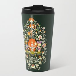 Wonderland Travel Mug