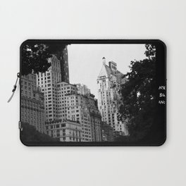 Black and White NYC 1 Laptop Sleeve