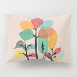 Tropical Groove Pillow Sham