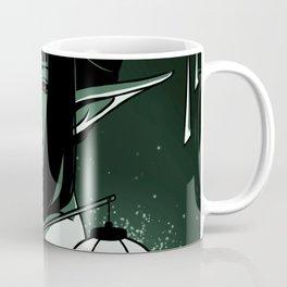 Noh Mask - Hannya Coffee Mug