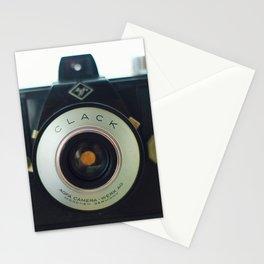 Clack camera Stationery Cards