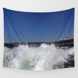 Making Waves Wall Tapestry