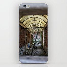 Through the gate iPhone Skin